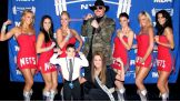 At the New York Muscle Team event, athletes and celebrities put their muscle behind the search to find treatments and cures for muscle diseases.