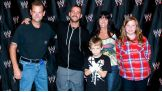 Hunter and his family meet Punk in Boston before Night of Champions.