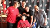 The WWE Universe may recognize Max. He's been featured on an MDA poster with Triple H!