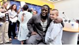 """R-Truth is glad to stand alongside all members of the WWE Universe - whether or not their name is """"Little Jimmy."""""""