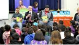Glendale Mayor Jerry Weiers joins the Superstars to talk about the importance of reading.