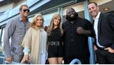 Zack Ryder, Natalya, Mark Henry and blogger Micah Jesse joined the Brooklyn Cyclones for Anti-Bullying Night at MCU Park.