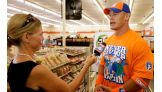 Local media in Kansas City talked to Cena about Cup with a Cause.
