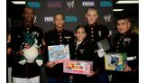 The Toys for Tots program is run by the U.S. Marine Corps Reserve.