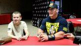 John Cena meets Jacob from the wish agency Chef David's Kids.