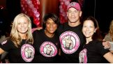 One hundred percent of WWE's profits from the Cena merchandise was donated to Komen.