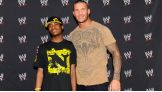 Marvial also meets Randy Orton before SmackDown.