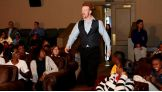 Sheamus visits St. Louis' Moolah Theater for a be a STAR rally.