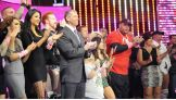 WWE Chairman Mr. McMahon joins the Superstars and Divas honoring Komen.