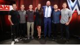 Stephanie McMahon and Triple H meet O.A.R.