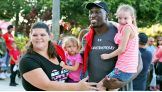 Titus O'Neil gives out 15,000 backpacks to schoolkids: WWE Now