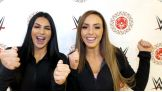 WWE Superstars wish the Special Olympics 2019 World Games athletes good luck in Abu Dhabi