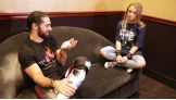 Seth Rollins grants Lizzy's wish in Los Angeles