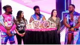 The New Day present breast cancer survivors with WWE titles: SmackDown, Oct. 11, 2019