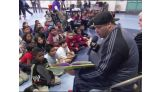 WWE Superstars promote the WrestleMania Reading Challenge