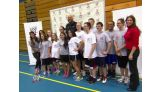 WWE joins the Special Olympics Illinois Unified Basketball Game