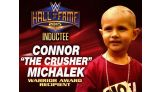 Connor Michalek to receive first-ever Warrior Award at 2015 WWE Hall of Fame Induction Ceremony: Raw, March 9, 2015