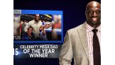 Titus O'Neil named Celebrity Dad of the Year