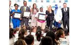 WWE hosts a Be a Star rally in Dallas