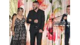 NXT Superstars attend Runway to Hope - Spring Fashion Soirée