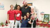 Big Show hosts a 12 Days of Giving event with Boys & Girls Clubs of America