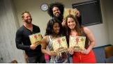 WWE celebrates National Reading Day 2017
