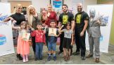 Superstars celebrate World Read Aloud Day with a Reading Celebration