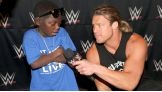 Jarrius Robertson interviews WWE Superstars at SmackDown LIVE