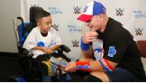 "Alex ""The Bulldog"" from Make-A-Wish designs a John Cena Mattel action figure"