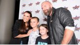 Triple H & Stephanie McMahon meet the WWE Universe in Brooklyn to benefit Connor's Cure