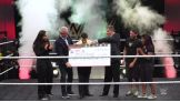 WWE presents $25,000 scholarship to Full Sail University's Jason Ferrer