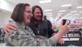 AJ Styles visits Luke Air Force Base on behalf of Cricket Wireless