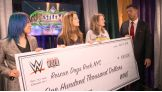 The Miz & Asuka present Rescue Dogs Rock with a huge WWE Mixed Match Challenge donation: WWE.com Exclusive, April 8, 2018